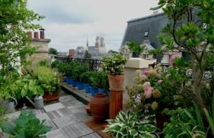 Aménager un toit terrasse avec La Maison Des Architectes