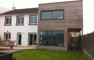 Augmentez la surface de votre habitation avec une extension grâce à la bonification COS
